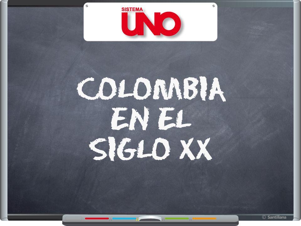 ¿ COMO FUE EL COMIENZO DEL SIGLO XX EN COLOMBIA.