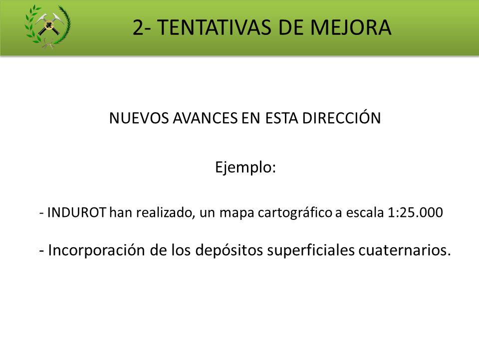 Mapa de situación de acuíferos para su uso térmico con bomba de calor en el Principado de Asturias (Fuente: Plan de Energías Renovables de España –PER- 2012/2020) 2- TENTATIVAS DE MEJORA