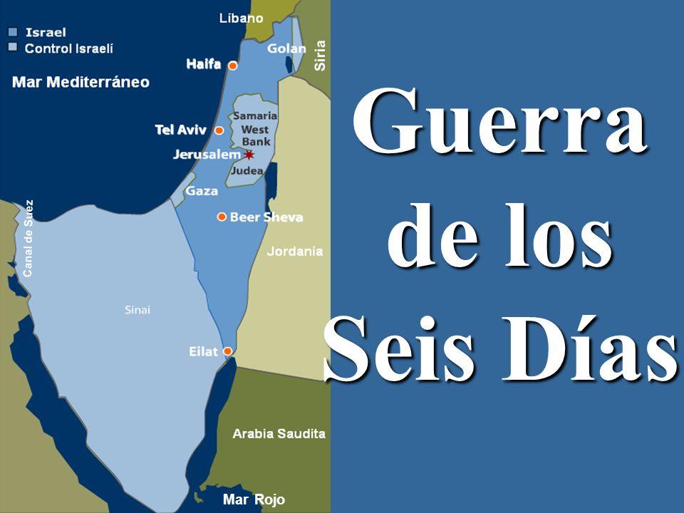 Siria Canal de Suez Siria Mar Rojo Líneas de Cese de Fuego 1949