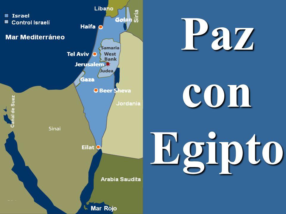 Canal de Suez Siria Mar Rojo Guerra de los Seis Días
