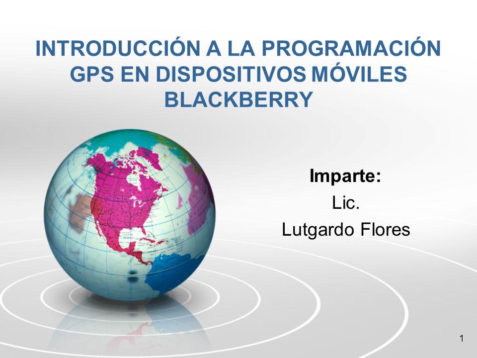 2 Agenda -Elementos de trabajo para un sistema GPS -Infraestructura GPS (Obtención de datos) -Servicio de Mapas (Visualizar datos) Interfaz de programación -Desplegar la aplicación en un dispositivo móvil -Modelo de negocios para aplicaciones móviles