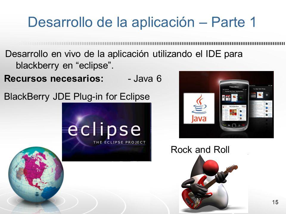 16 Fase II- Servicio de mapas (interfaz de usuario).