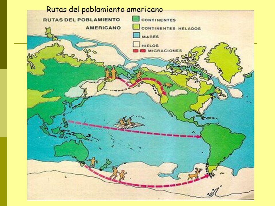 ¿Dónde se ubicaron las grandes civilizaciones de América Precolombina.