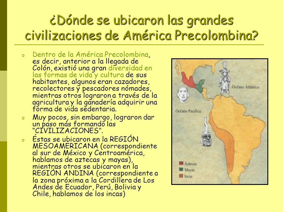 ¿Dónde se ubicaron los aztecas.
