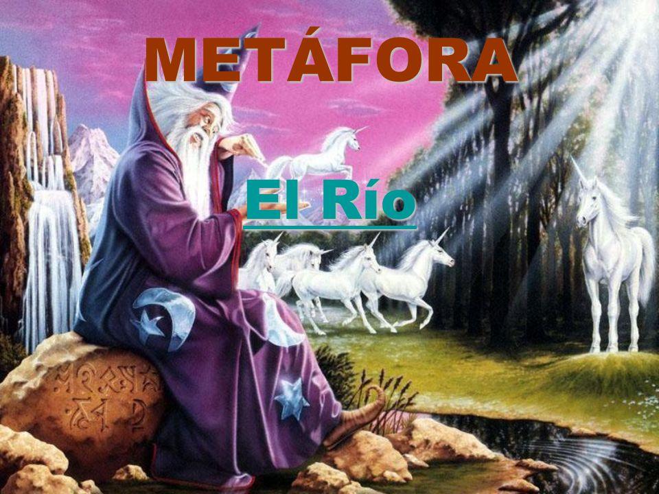 METÁFORA El Río El Río