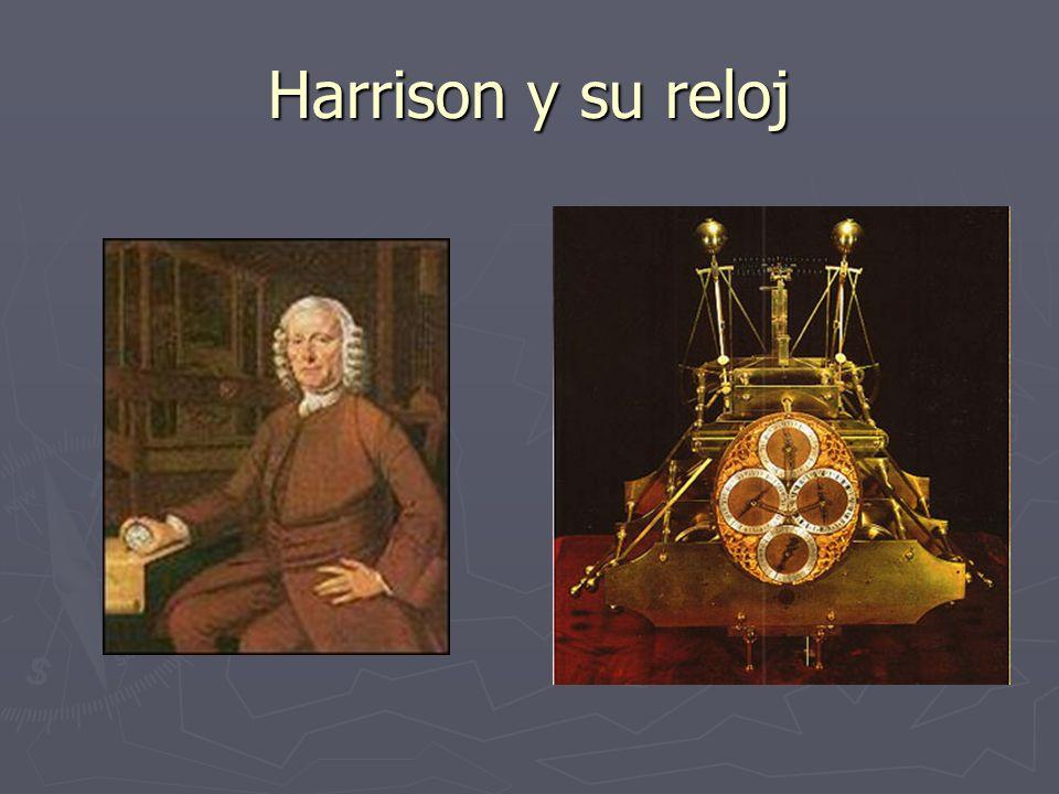 Harrison y su reloj