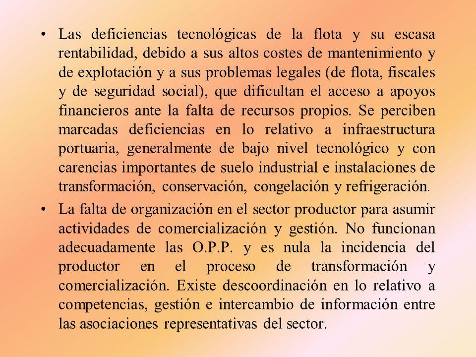 Las preocupaciones del sector son las siguientes: La creciente pesca ilegal, en todas sus diferentes variantes y situaciones, que amenaza la regenerac