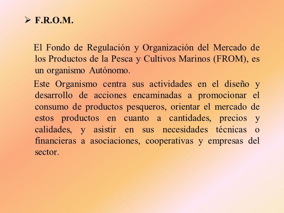 E.N.E.S.A. Esta Entidad, con carácter de Organismo Autónomo, dependiente del Ministerio de Agricultura, Pesca y Alimentación a través de la Subsecreta