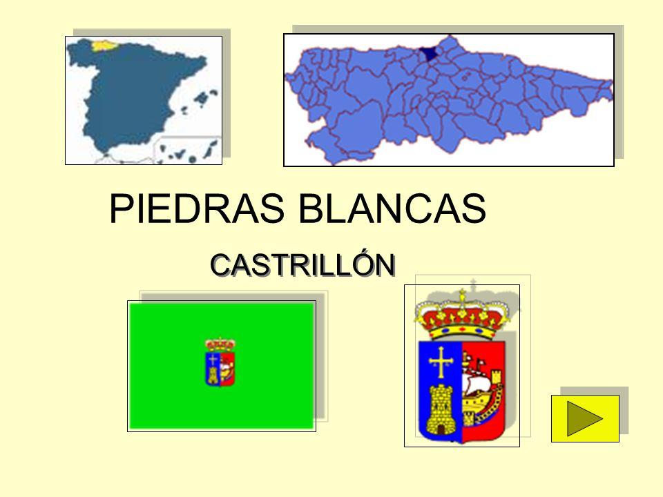PIEDRAS BLANCAS CASTRILLÓN