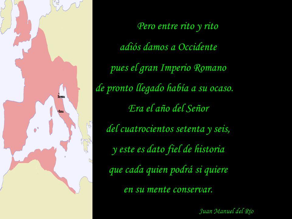 Para todo el Occidente distintos litúrgicos ritos surgieron. Aparte del consabido rito romano, hay que recordar el ambrosiano también por ser san Ambr