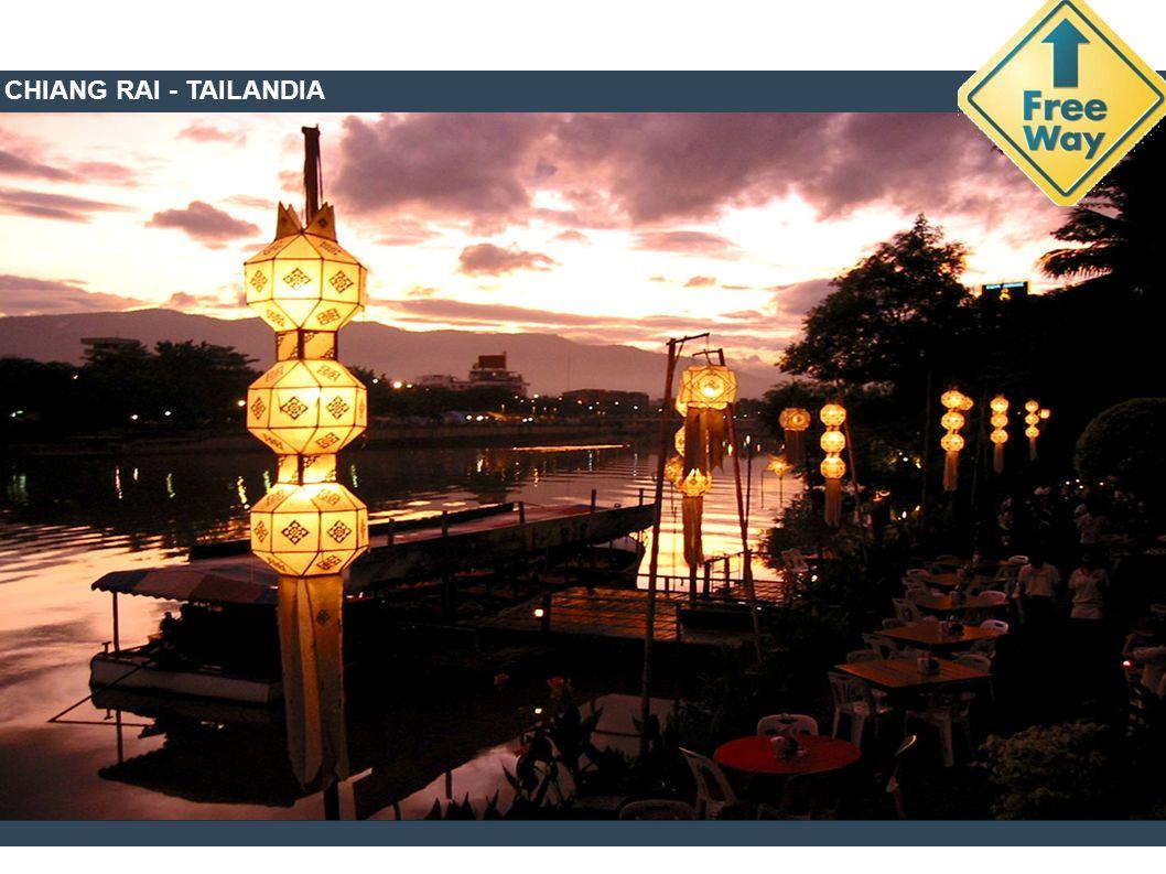 CHIANG RAI - TAILANDIA