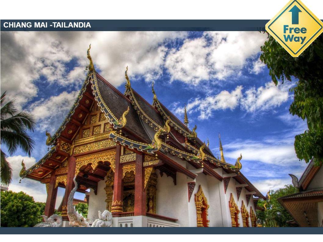 CHIANG MAI -TAILANDIA