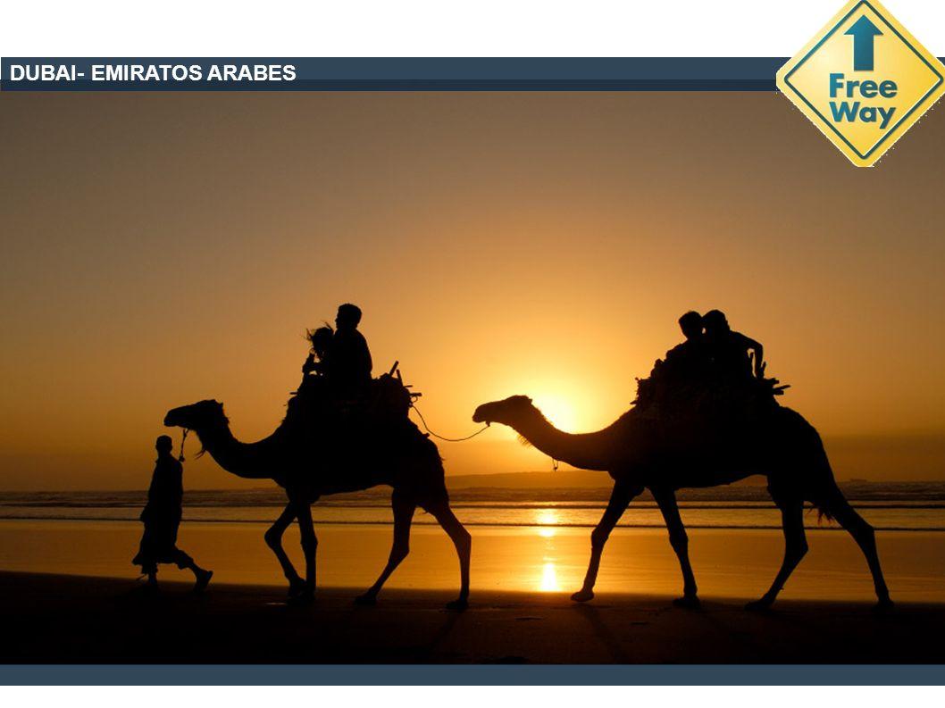 DUBAI- EMIRATOS ARABES