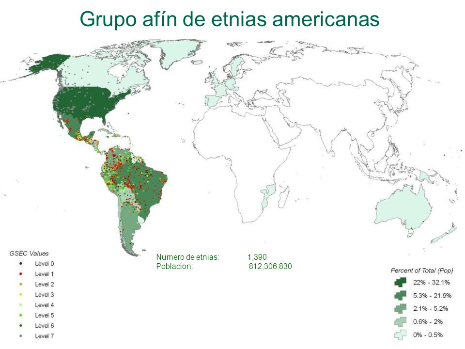 East Asian Peoples People Group Count: 854 People Group Population: 1,642,807,131 Current Personnel Count: 858 Grupo afín de etnias americanas Numero