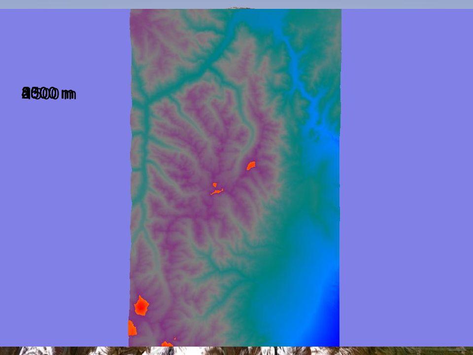 MAPAS TOPOGRÁFICOS CONCEPTOS BÁSICOS EQUIDISTANCIA: La distancia vertical entre dos curvas de nivel se conoce como equidistancia.