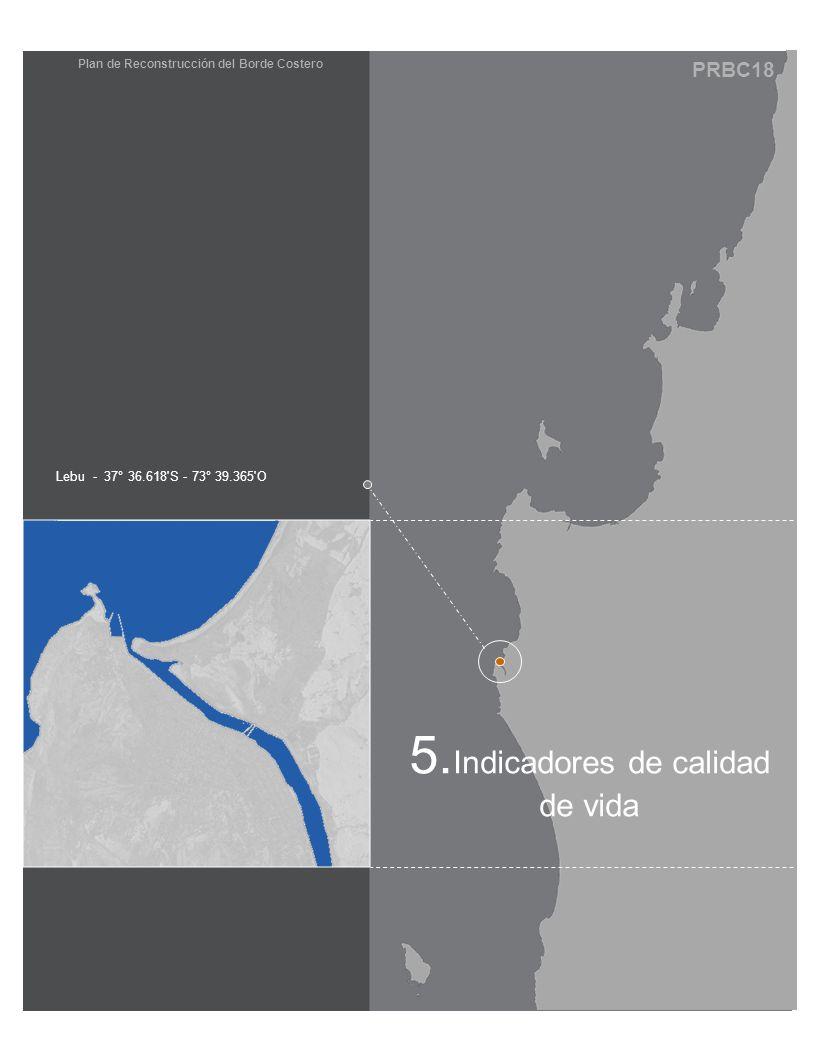 PRBC18 Plan de Reconstrucción del Borde Costero Lebu - 37° 36.618 S - 73° 39.365 O 5.