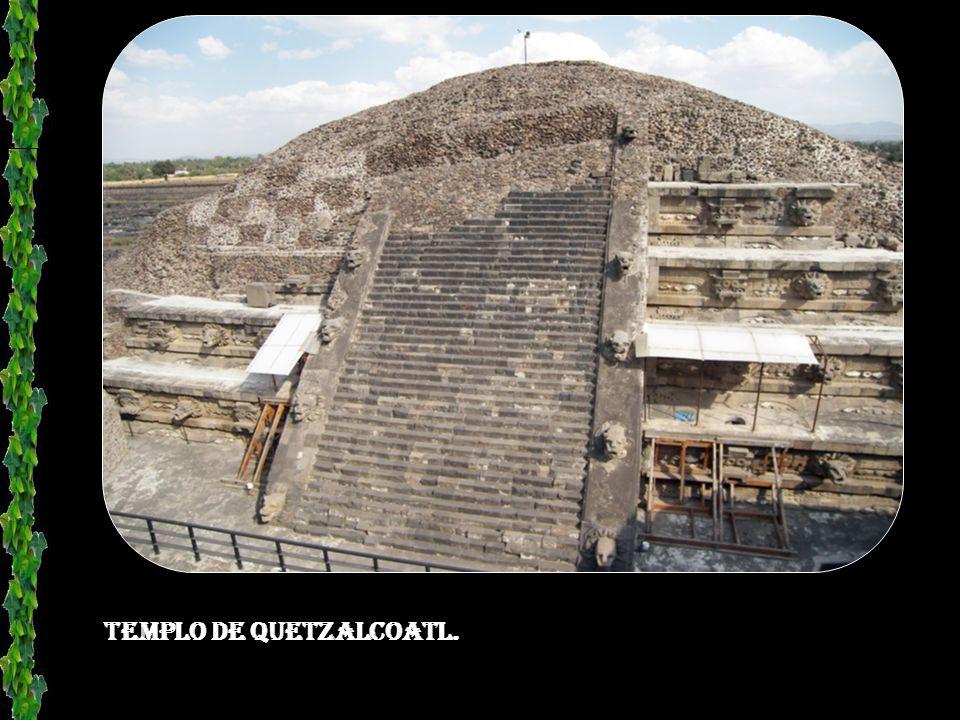 Templo DE QUETZALCOATL.