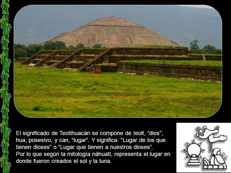 Teotihuacán: donde los hombres se hacen dioses Uno de los orgullos arqueológicos de México es sin lugar a dudas Teotihuacán. Según el mito, esta fue l
