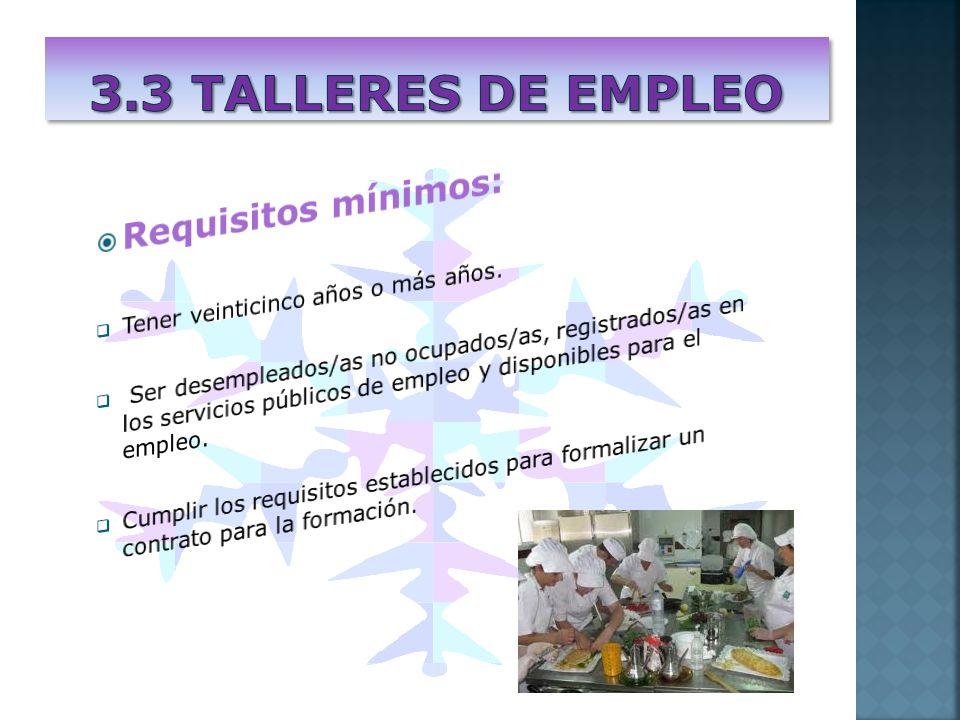 Delegación Provincial de Empleo.Almería. C/ Hermanos Machado, 4, 7ª plta.