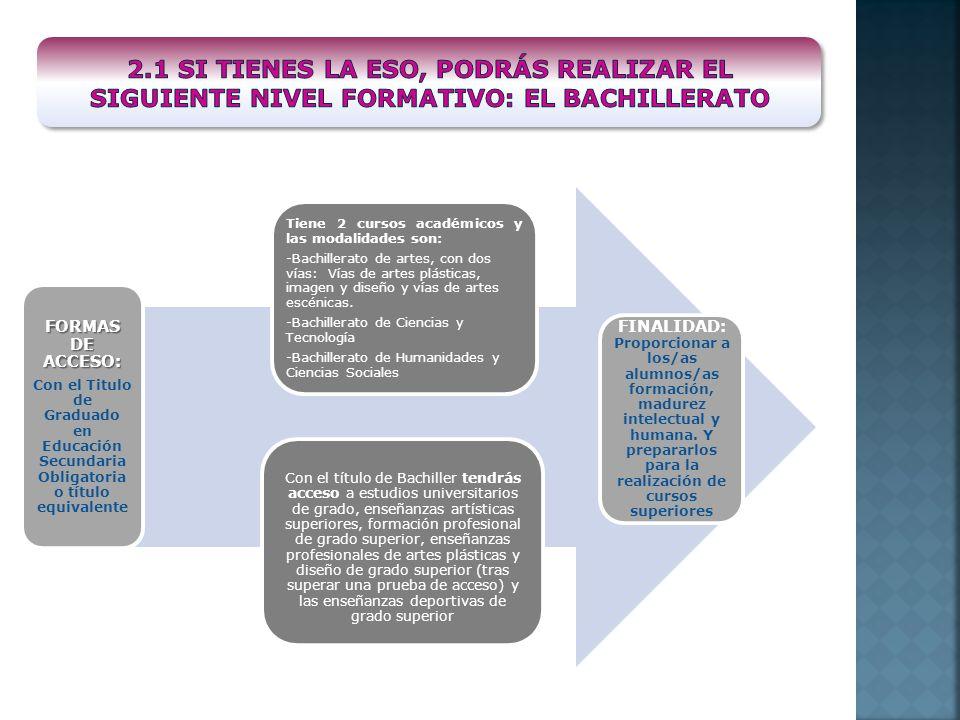FINALIDAD: Proporcionar a los/as alumnos/as formación, madurez intelectual y humana.