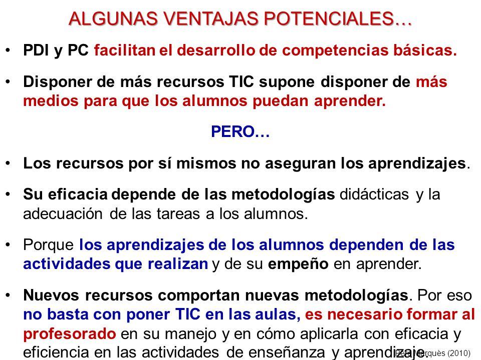 Solución recomendada Controlador de aula IPC1 Pere Marquès (2010)