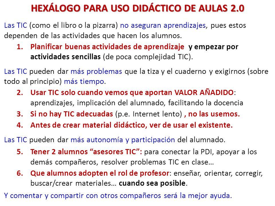Más información y bibliografía en el portal de las aulas del siglo XXI http://www.peremarques.net/aulasticfuentesinfo.htm Grupo de investigación y comunidad de aprendizaje DIM http://www.pangea.org/dim/ Pere Marquès (2010)