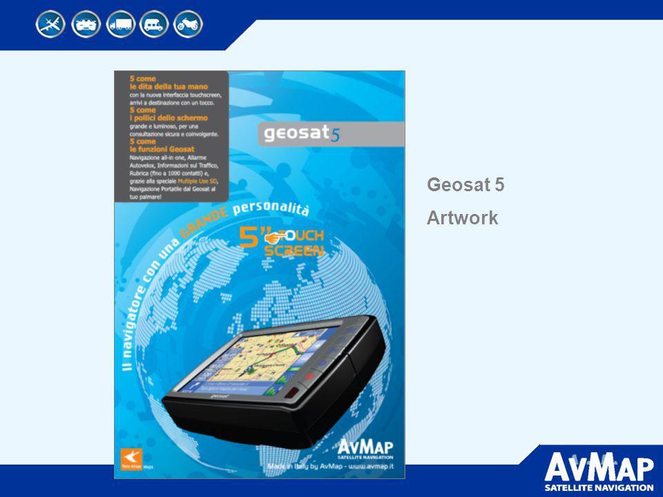 Geosat 5 Artwork