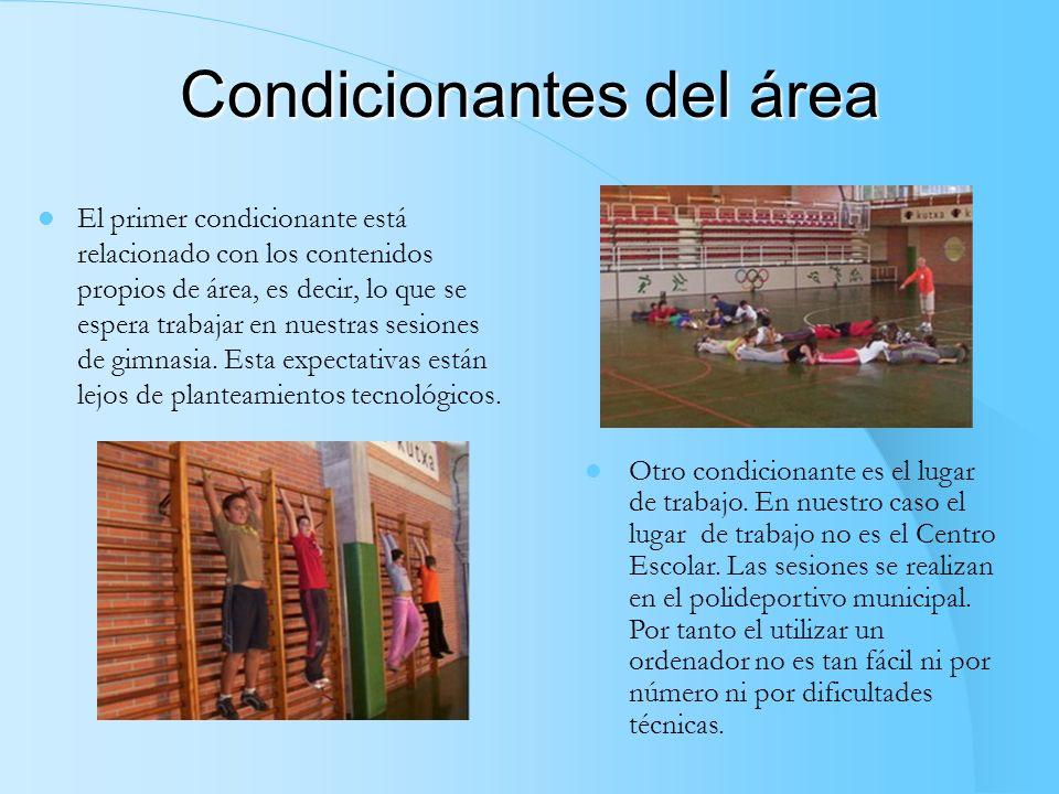 Objetivos del proyecto Que los alumnos reflexionen sobre su aprendizaje en el área de la Educación Física, haciendo hincapié en los contenidos concept