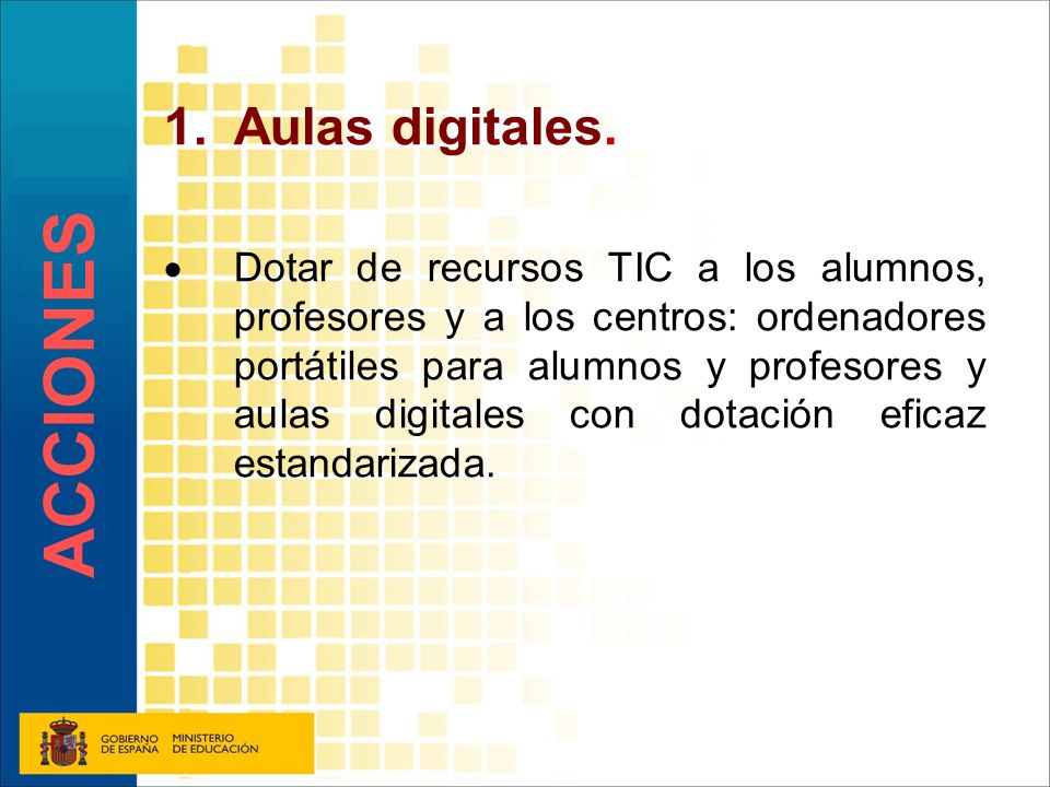 1.Aulas digitales.