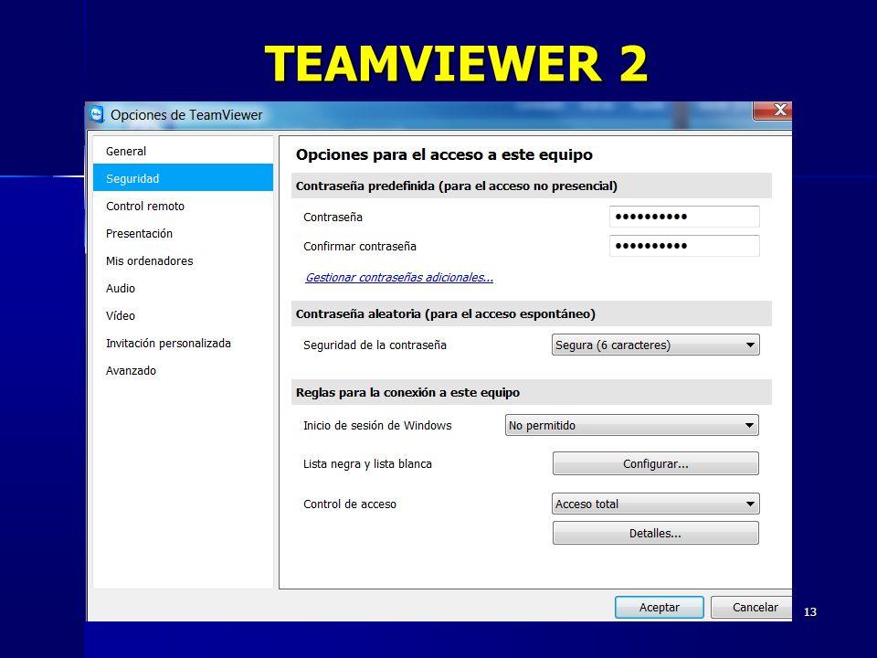 13 TEAMVIEWER 2