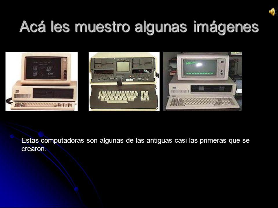 Una computadora Es una máquina electrónica que recibe y procesa datos para convertirlos en información útil.