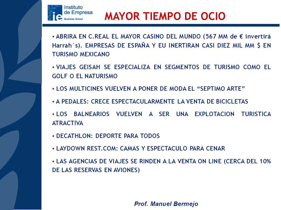 Prof. Manuel Bermejo COMO AHORRAR EN LA FACTURA TELEFONICA Y EN EL SERVICIO AL CLIENTE SE LANZA AL MERCADO NUEVA BEBIDA QUE ACELERA LA DIGESTION DEL A