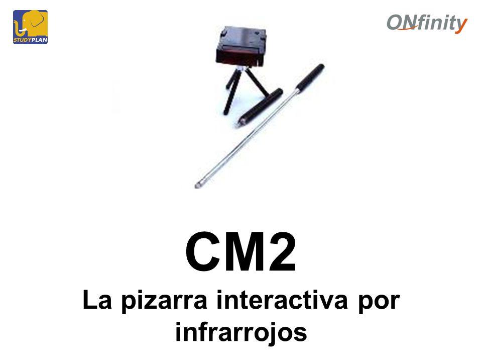 CM2 La pizarra interactiva por infrarrojos