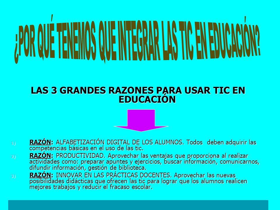 VENTAJAS E INCONVENIENTES DE LAS TIC VENTAJAS ELIMINA BARRERAS ESPACIO-TEMPORALES ENTRE EL PROFESOR Y LOS ALUMNOS Y VICEVERSA.