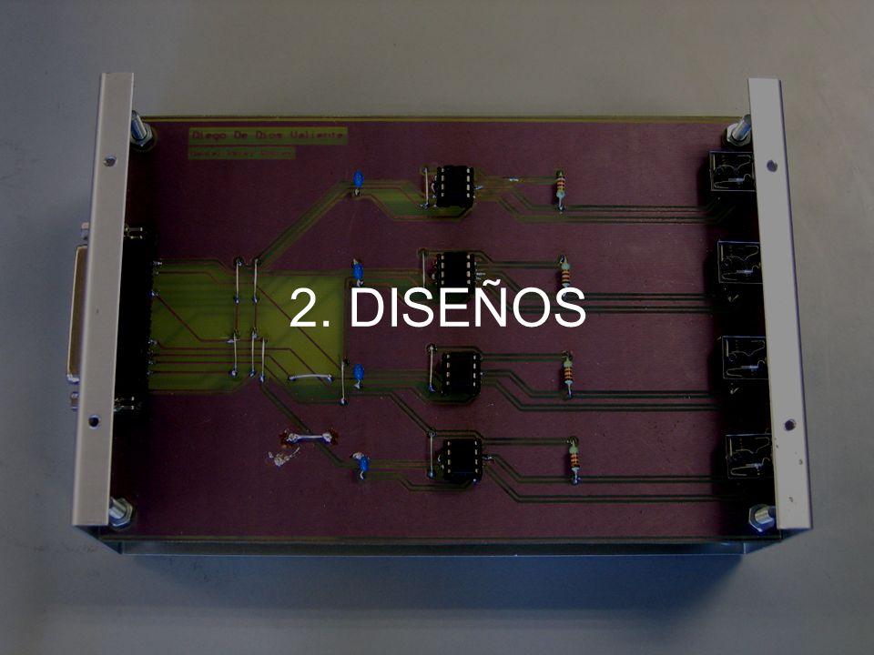 Descripción primer diseño Para el primer diseño se utiliza el temporizador integrado NE555.