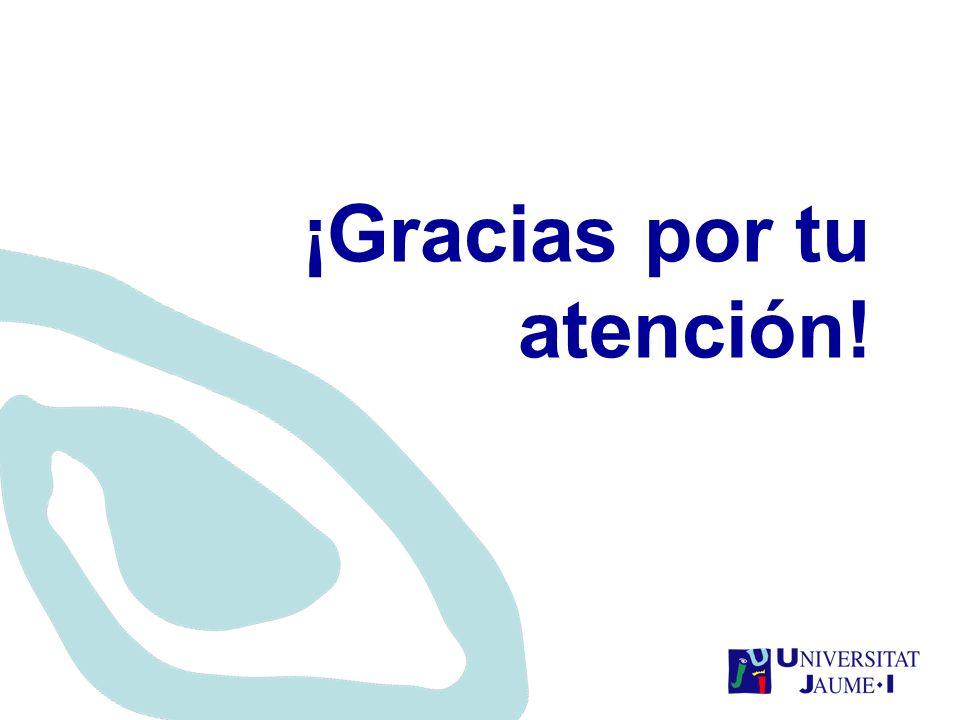 ¡Gracias por tu atención!