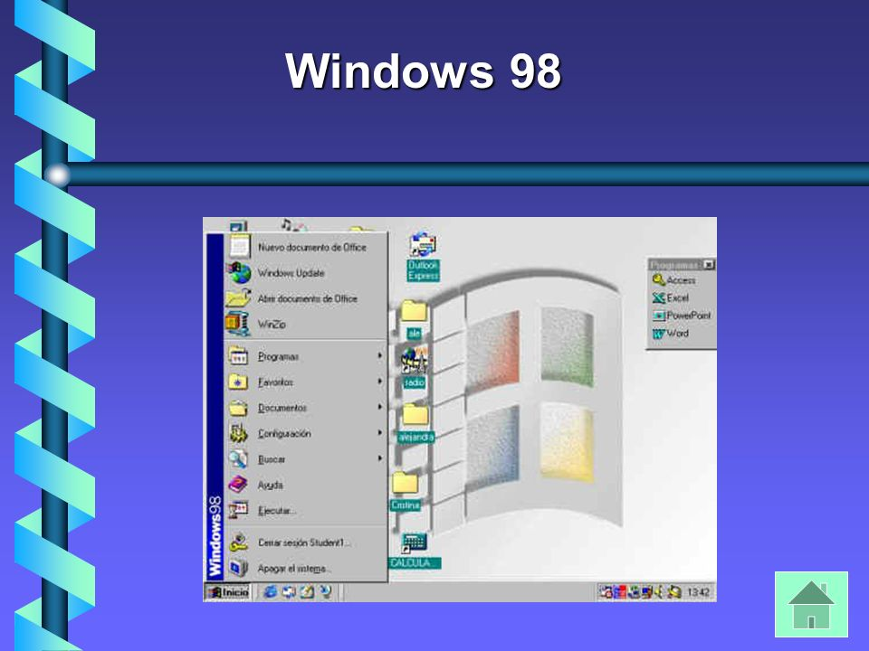 WINDOWS CE Windows CE es el sistema operativo incrustado modular de tiempo real para dispositivos móviles de 32-bits inteligentes y conectados.