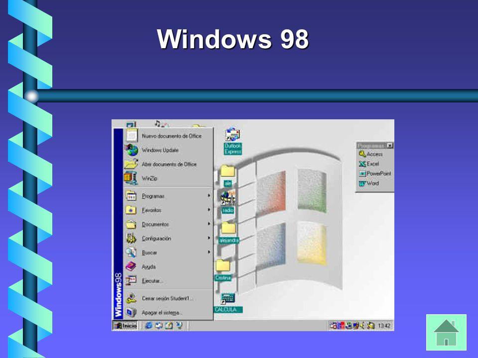 Windows 98 Service Pack.