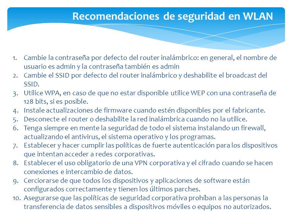 1.Cambie la contraseña por defecto del router inalámbrico: en general, el nombre de usuario es admin y la contraseña también es admin 2.Cambie el SSID