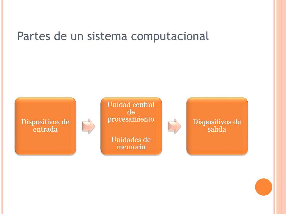 ¿Cuál especificación hace referencia a la velocidad del microprocesador del equipo.