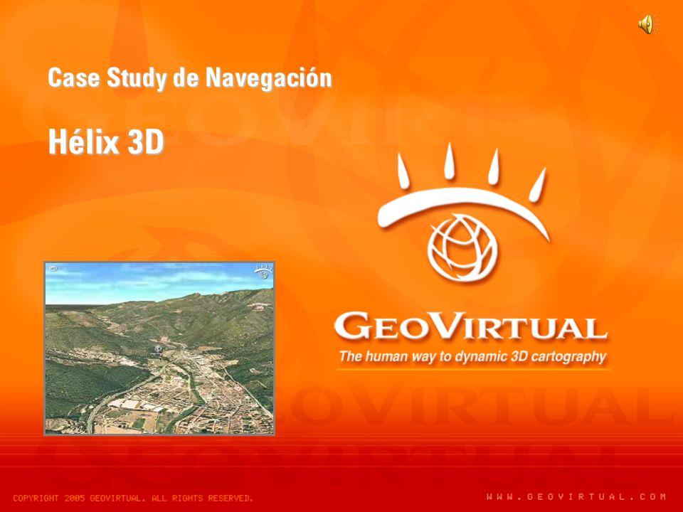 Case Study de Navegación Hélix 3D