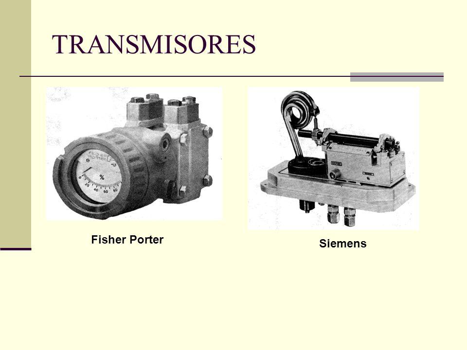 TRANSMISORES Fisher Porter Siemens