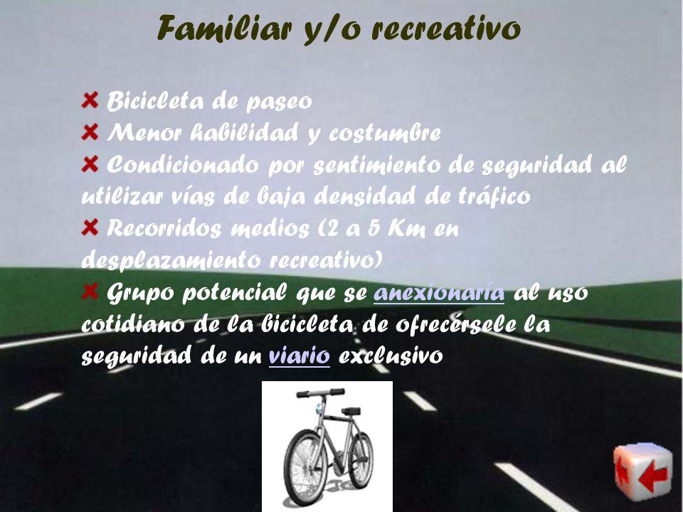 Ciclista utilitario Resuelve sus necesidades de transporte urbano y a veces metropolitano mediante la bicicleta Combina su afición con una utilidad pr