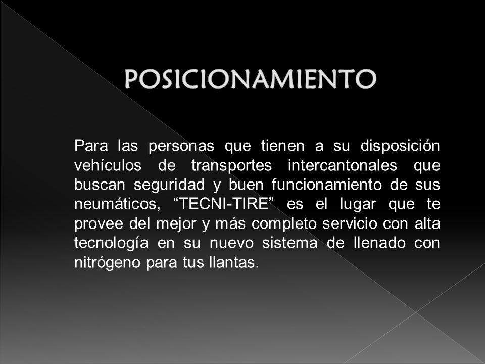 Para las personas que tienen a su disposición vehículos de transportes intercantonales que buscan seguridad y buen funcionamiento de sus neumáticos, T