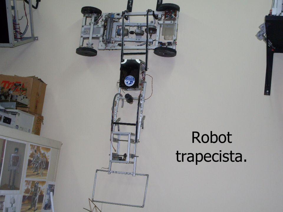 José Carlos Alvarez Merino alvarezjcar@hotmail.com30 Robot trapecista.