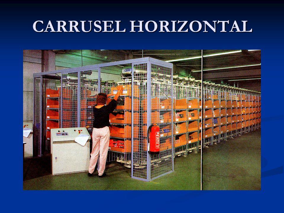 CARRUSEL HORIZONTAL