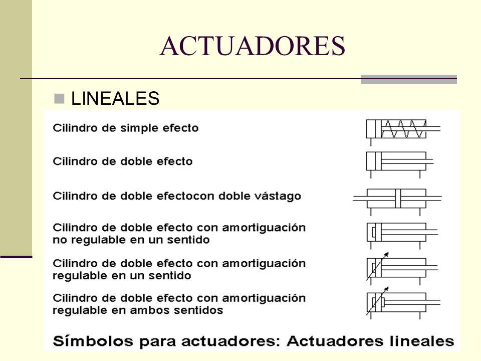 ACTUADORES LINEALES