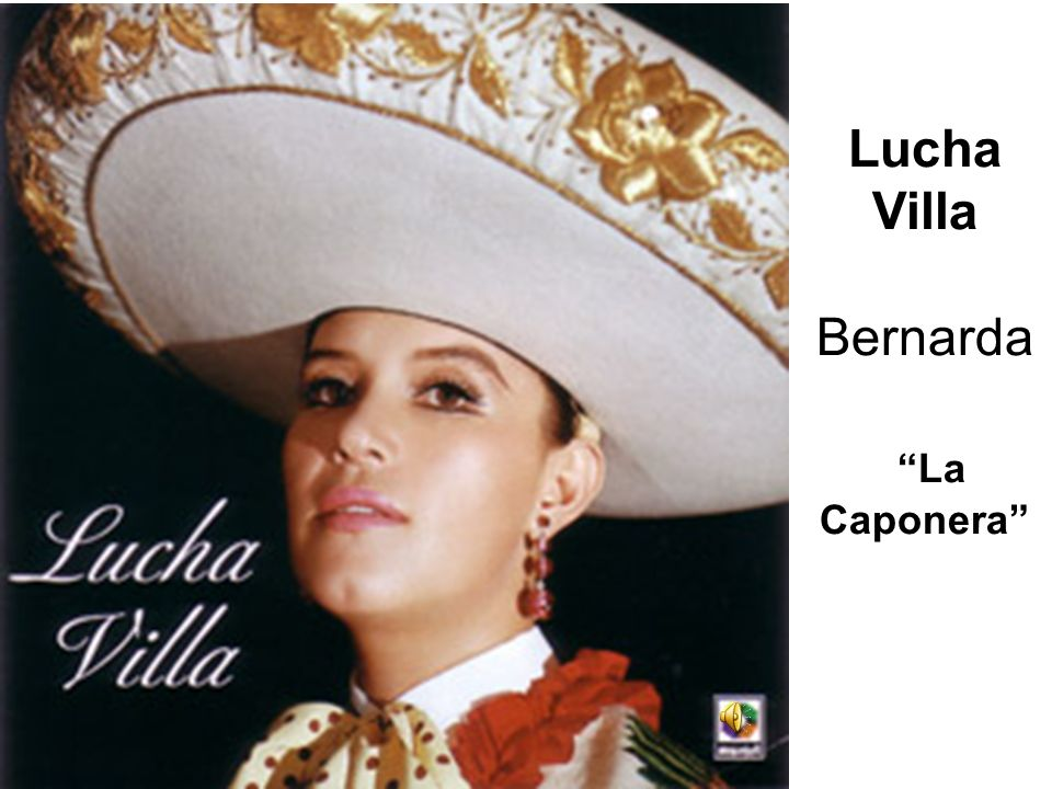 Lucha Villa Bernarda La Caponera