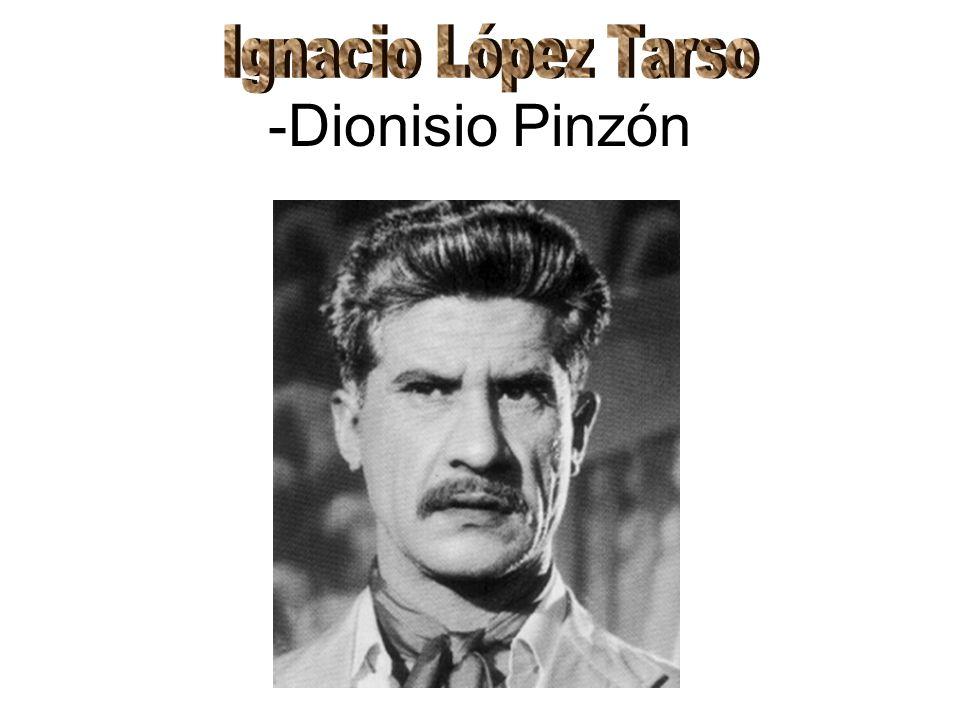-Dionisio Pinzón