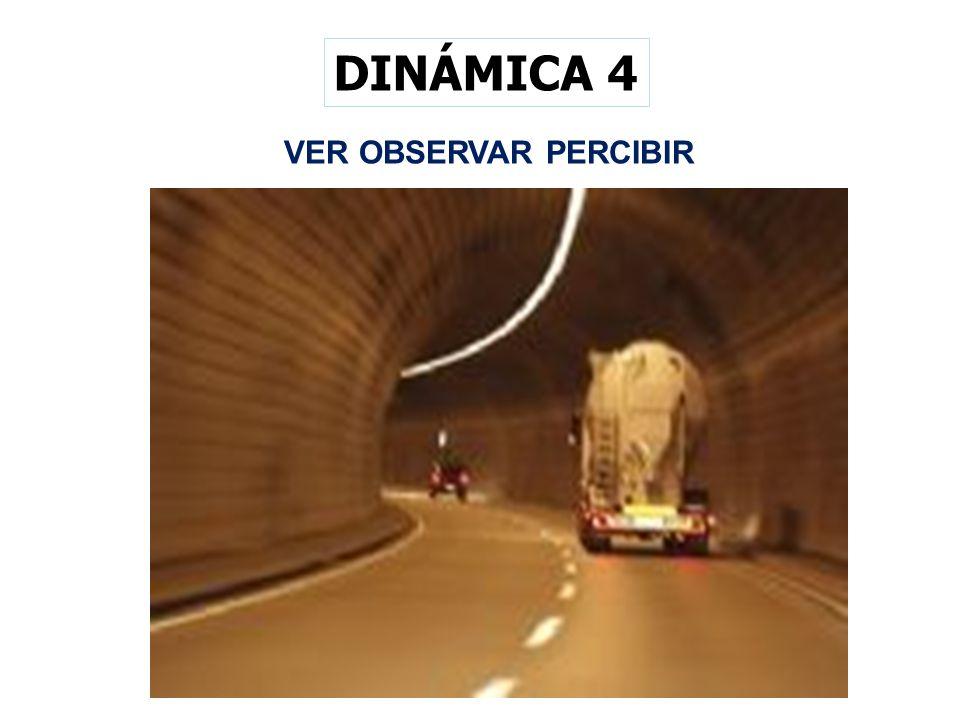 Los problemas de Percepción Visual del conductor, afectan su conducción y la de los demás.